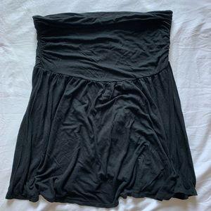 Mossimo Black Skirt XL
